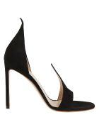 Francesco Russo Flame Sandals - Nero