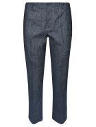 Max Mara The Cube Classic Zipped Trousers - Black