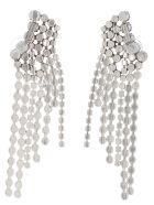 Isabel Marant 'a Wild Shore' Earrings - Silver