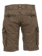 C.P. Company Lens Detail Shorts - Militare