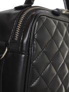 Junya Watanabe Comme Des Garçons Synthetic Leather Tote Bag - Black