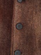 Avant Toi Blazer Micro Stitch - Suede
