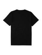 Young Versace Medusa Detail Cotton T-shirt - black