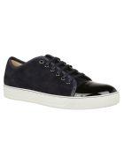 Lanvin Low Top Sneaker - Dark blue