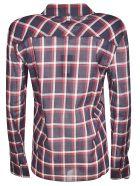 Rag & Bone Robbie Shirt - Navy/Multicolor