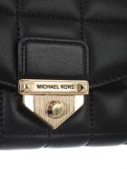 Michael Kors Soho Lg Wllt On Chn Xbody - 001