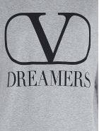 Valentino 'dreamers' Sweatshirt - Grey