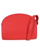 A.P.C. Demi-lune Mini Bag - RED
