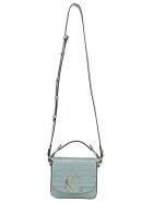Chloé Mini Shoulder Bag - Faded blue