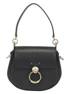 Chloé Large Camera Handbag - Black