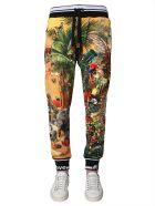 Dolce & Gabbana Jogging Pants - MULTICOLOR