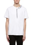 Craig Green Laced Detail T-shirt - Bianco