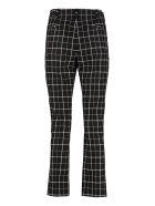 SportMax Talamo Checked Trousers - black