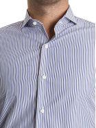 Finamore Cotton Shirt - Blue