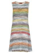 Missoni Multicolor Knitted Dress - Basic