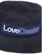 Golden Goose Love Dealer Hat - Navy Love Dealer