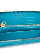 Comme des Garçons Wallet Wallet Classic Leather Line A - Blue