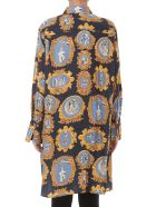 Chloé Silk Patterned Shirt - Multicolor