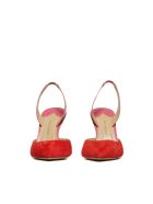 Paul Andrew Slingback Pumps - Rosa rosso