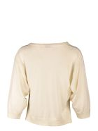 Parosh Sweater - White