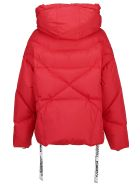 Khrisjoy Khris Puffer Jacket - Red