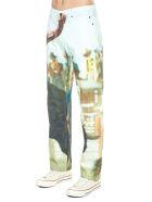 Calvin Klein 'landscape Bull' Jeans - Multicolor