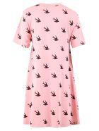 McQ Alexander McQueen T-shirt Dress - Pink