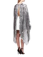 Paula Knorr Dress - Silver bianco