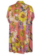 Circus Hotel Floral Print Shirt - Multicolor