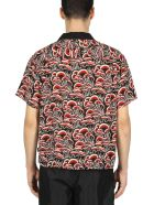 Stussy Coral Pattern Shirt - Rosso