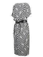 Celine Belted Dress - Aw