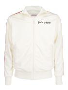 Palm Angels Rainbow Track Jacket - Off white
