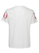 Valentino T-shirt - Bianco/rosso