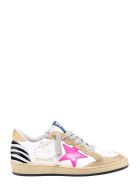 Golden Goose Ball Star Sneakers - Pink