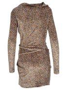 Vivienne Westwood Anglomania Anglomania Mini Taxa Dress - MULTI