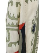 Vita Kin Vita Kni Mombassa Dress - Cream/olive-navy