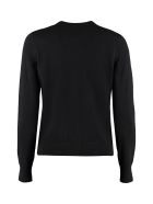 A.P.C. Ninh Cotton-cashmere Blend Cardigan - black