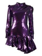 Giuseppe di Morabito Sequins Dress - purple