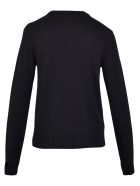 Dolce & Gabbana Embroidered Sweater - Black