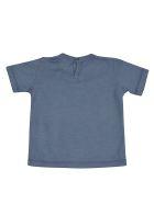 Babe & Tess Dream Big Short Sleeve T-shirt - Azure