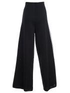 Adidas Originals Adidas Originals Wide Leg Trousers - Black