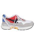Diadora Sneakers - Grigio/bianco/arancio