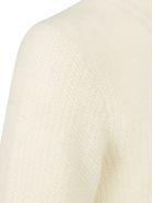 Salvatore Ferragamo Sweater - Ivory