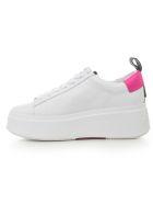 Ash Sneakers Nappa - White Pink Black