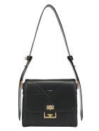 Givenchy Eden Shoulder Bag - Black