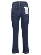 Frame Jeans Le High Straight Released Hem - Fayt Fayette