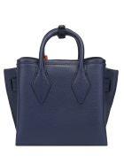 MCM Neo Milla Handbag - Navy blue
