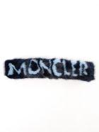 Moncler Genius Logo Headband - Navy