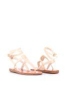 """Ancient Greek Sandals Flip-flop """"estia"""" - White"""