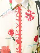Ermanno Scervino Slim Shirt Pop Print - Cam Stampa